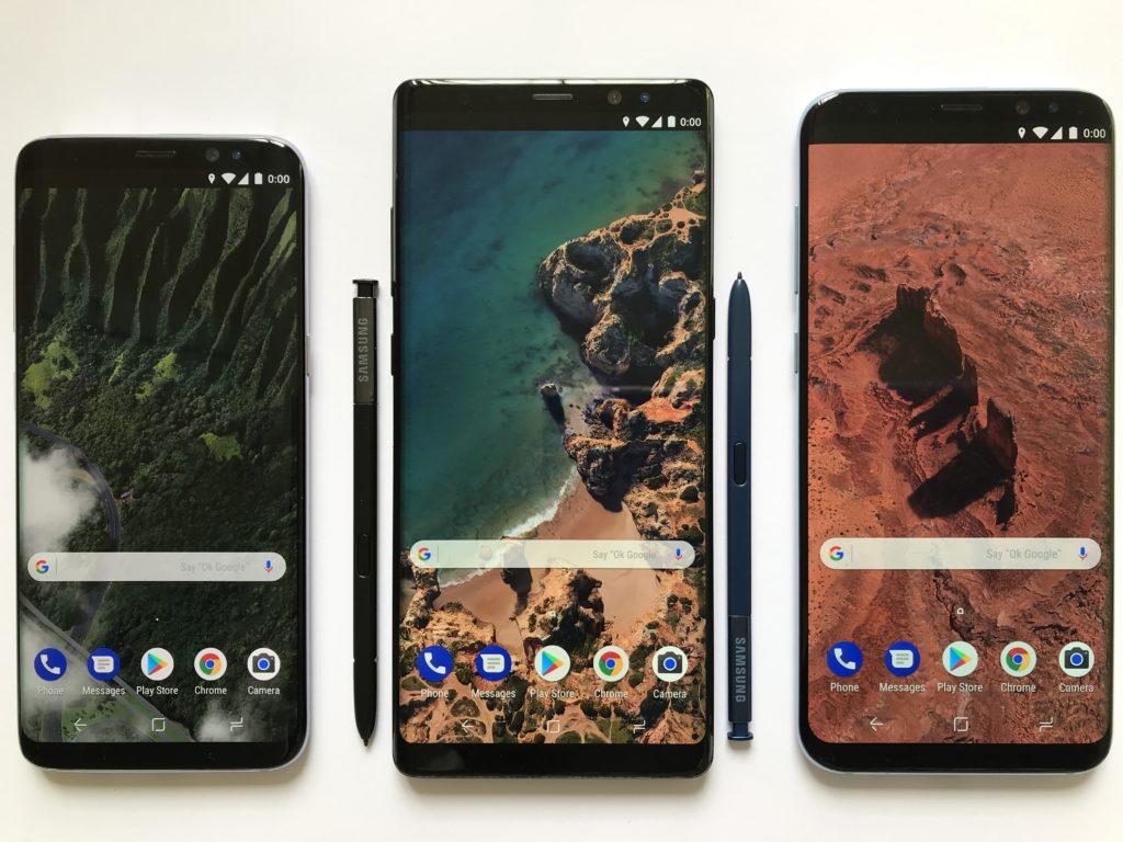 3 Mobiltelefone fürs Business