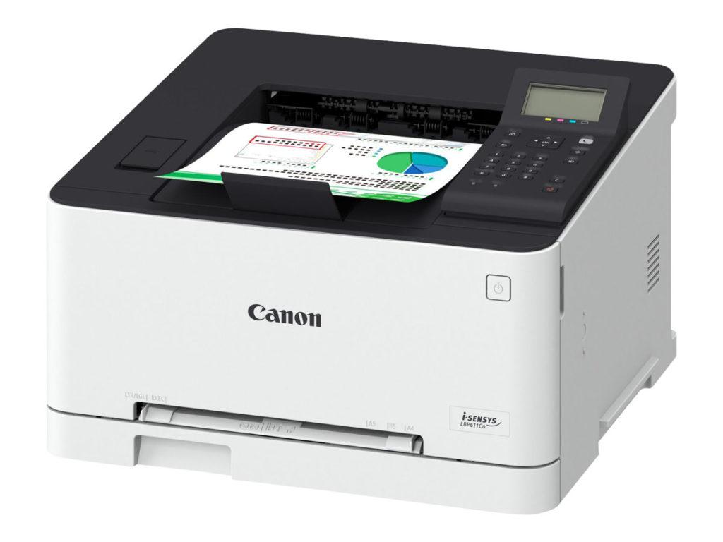 Arbeitsplatz-Drucker von Canon