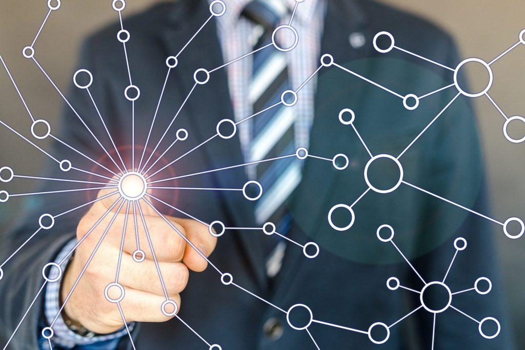 Netzwerk Netzwerklösung Unternehmen