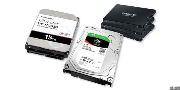 Festplatten für PC Computer Workstation