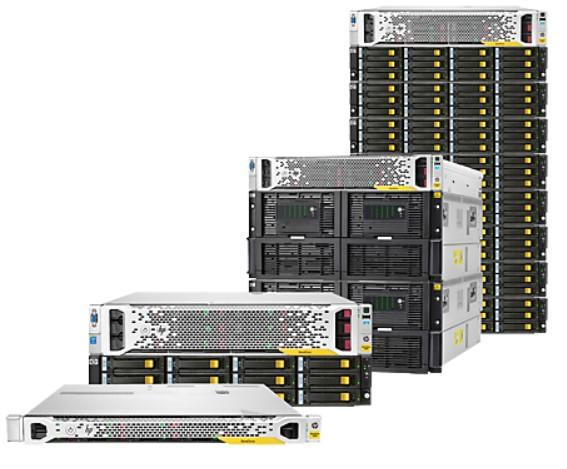 Datenspeicherlösung Hewlett Packard Enterprise