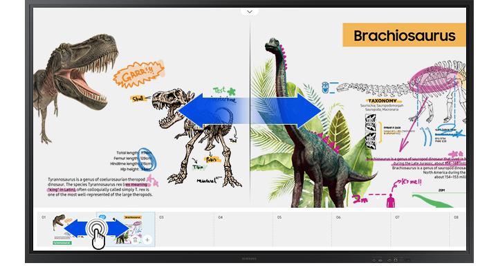 Samsung Schule Tablet Lernen Schüler Digitalisierung Flipchart